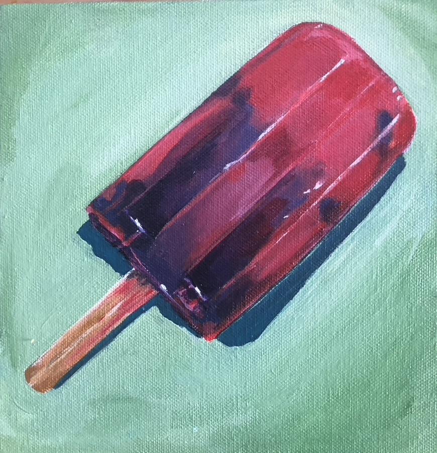 Berry Frozen Bar