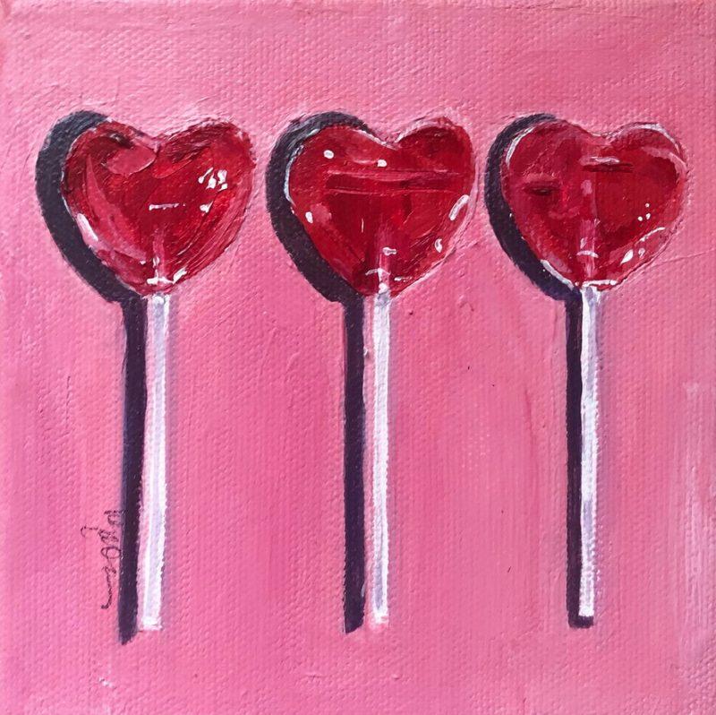 Heart Pops